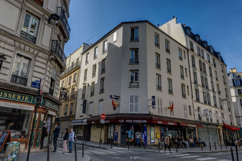 Hotel jonquiere paris 17e